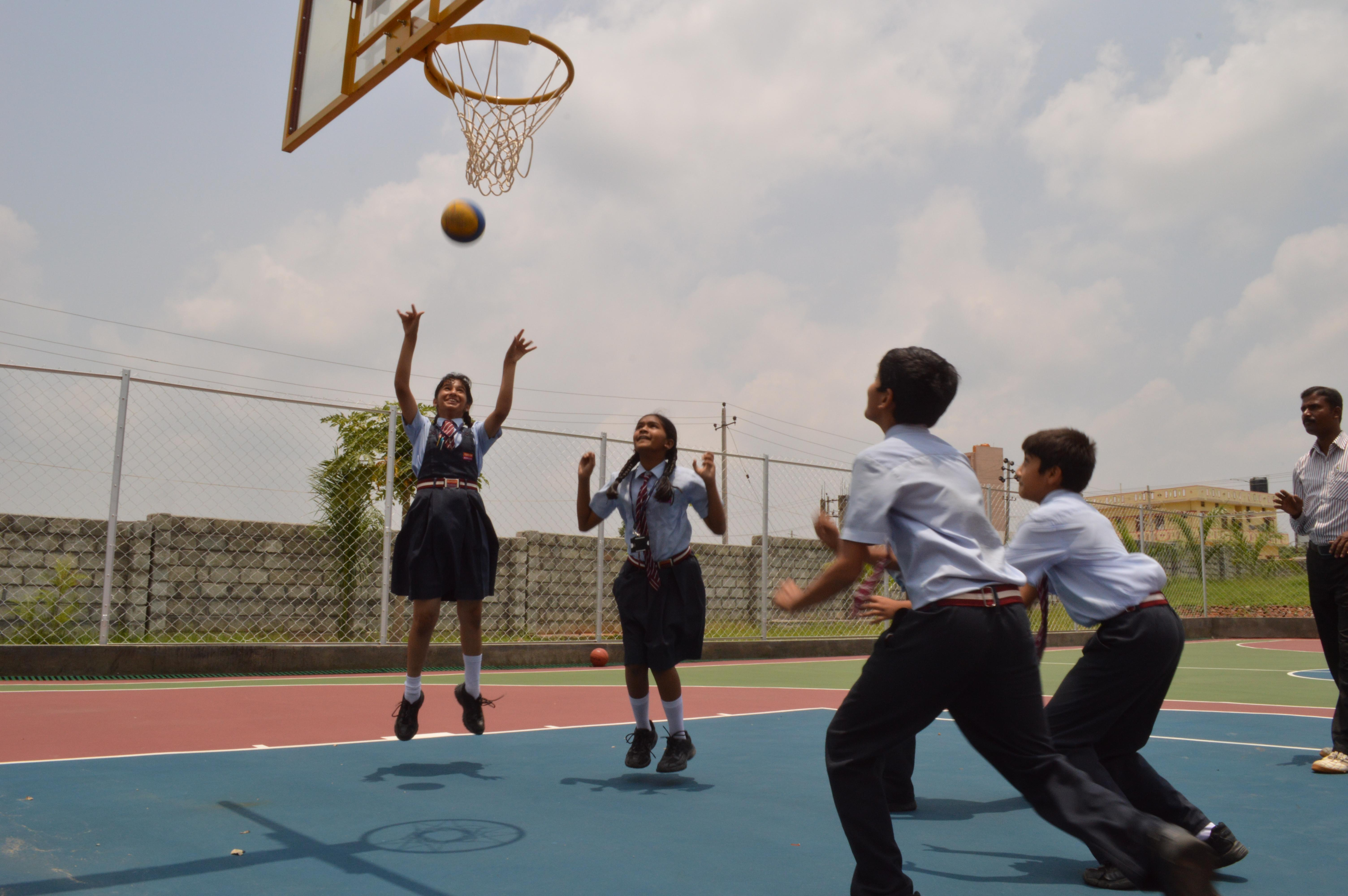 Best Nursery Primary And Secondary School In Bangalore