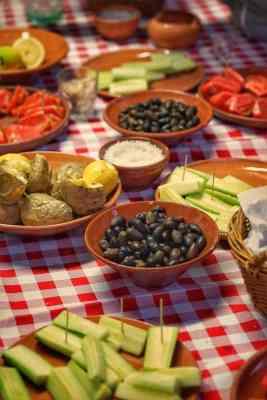 Easter European Cuisine Food