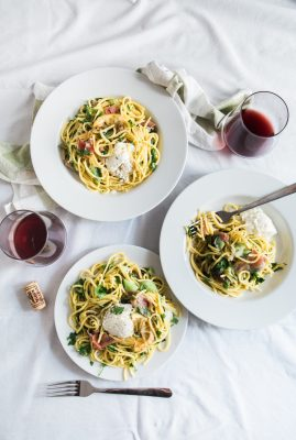 Pasta and Risotto Food