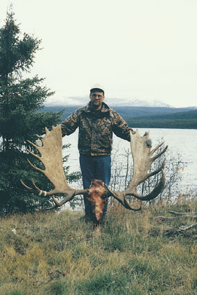 Biggest Moose Ever Recorded : biggest, moose, recorded, These, Moose, Kills, Record, Books