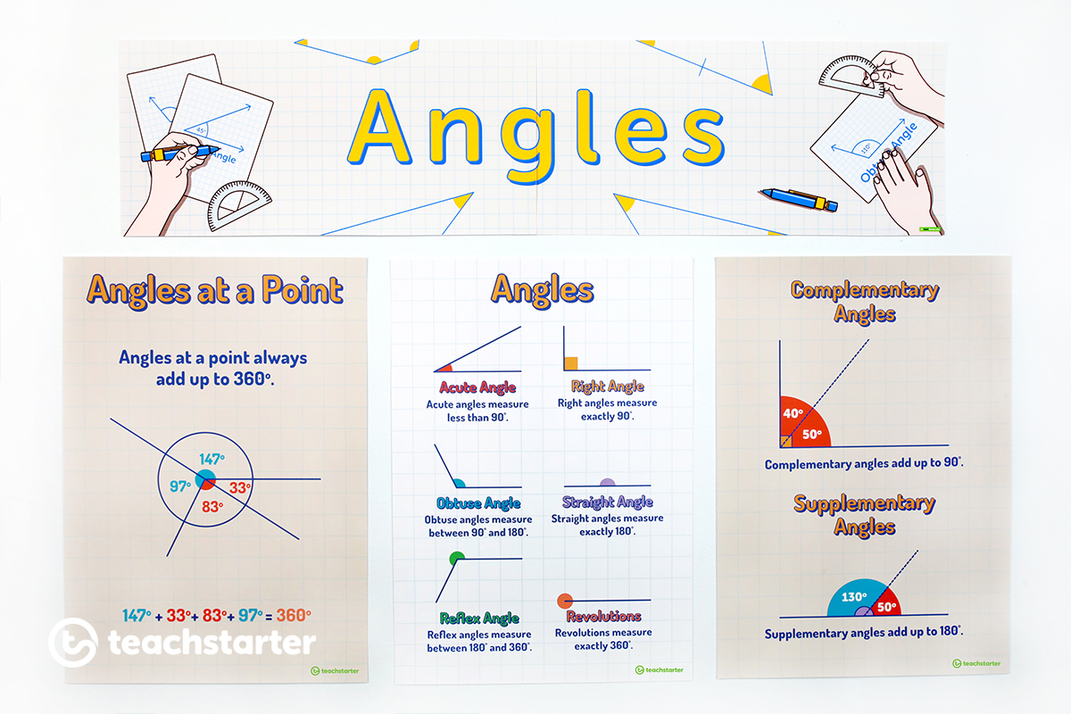20 Fun Classroom Angles Activities And Teaching Resources