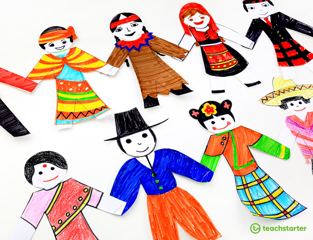 8 Beautiful Harmony Day Activities And Printable Classroom Resources