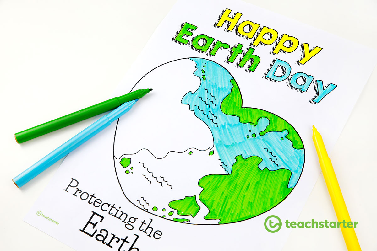 10 Excellent Earth Day Activities And Teaching Resources