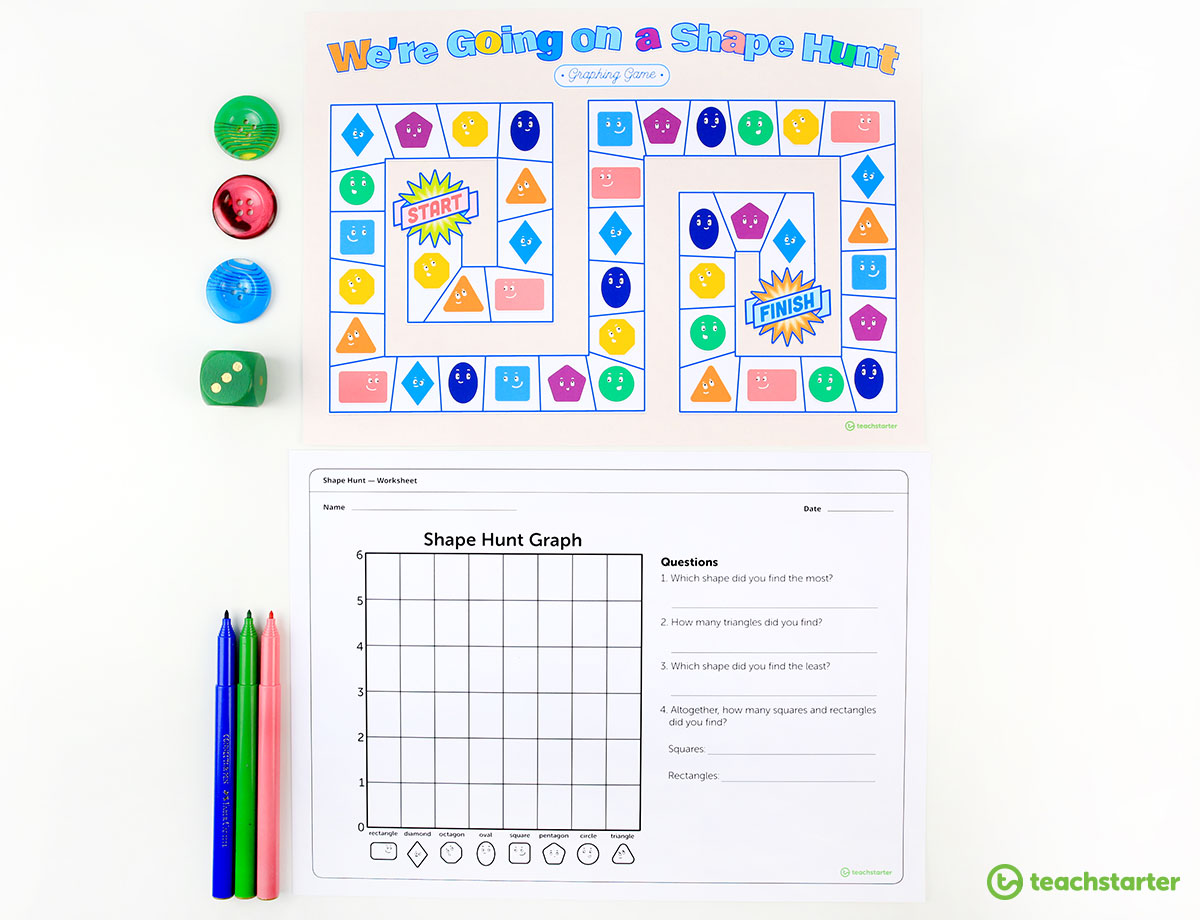 Fun Graphing Game For The Classroom
