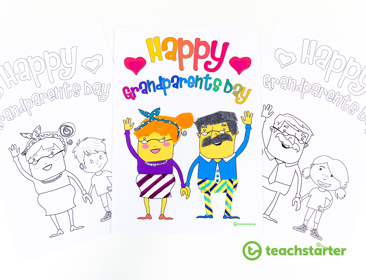 Lovable And Fun Grandparents Day Activities To Use In The