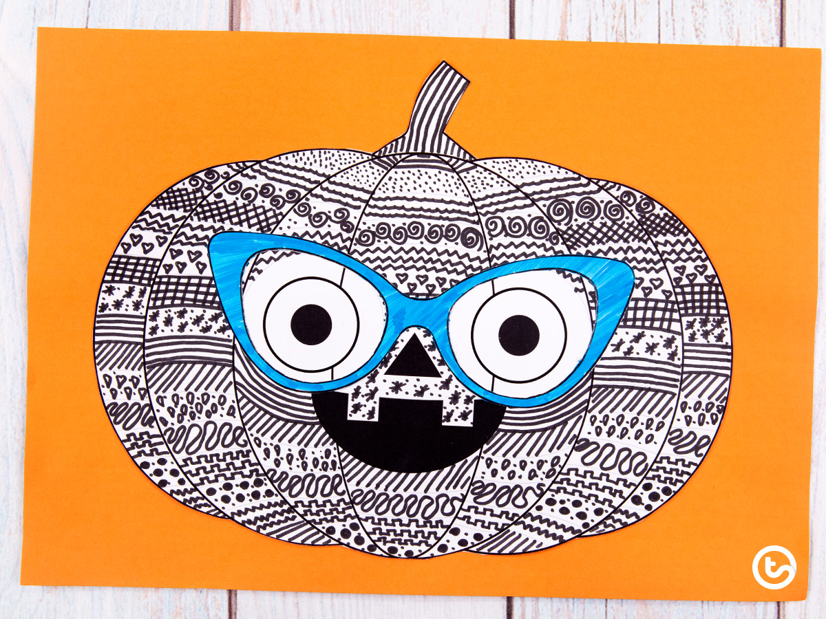 The Ultimate Funky Pumpkin Craft For Halloween Free