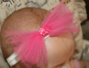 diy projects - hair bows