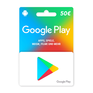 Google Play Card Sofortlieferung Per E Mail
