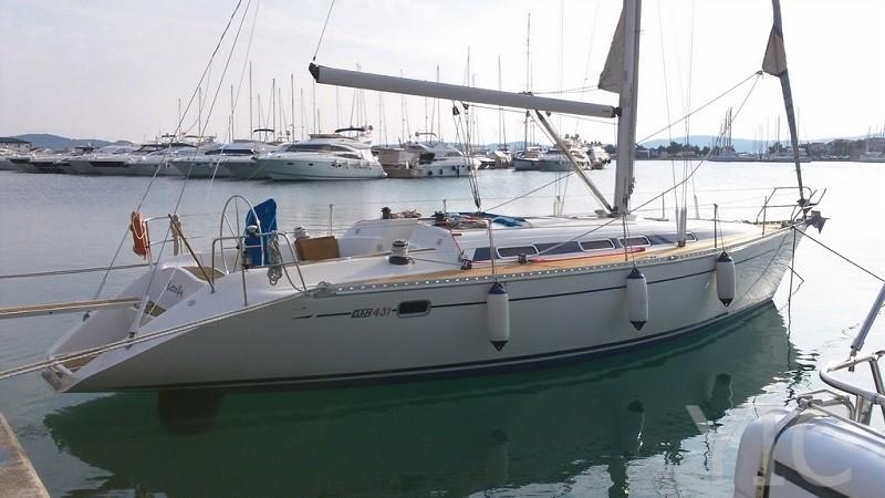 Sail Yacht Charter ELAN ELAN 431 Yachts In Croatia