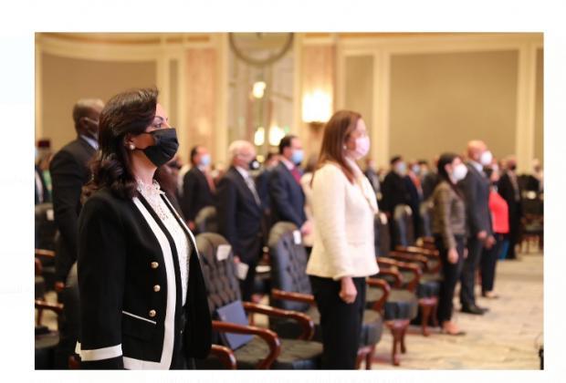 مايا مرسي: مصر أول دولة تصدر ورقة سياسات للاستجابة لاحتياجات المرأة في ظل جائحة كورونا 20190860501617886865
