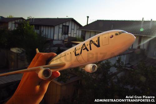 EV: LAN en viaje Santiago – Isla de Pascua, Boeing 787 Dreamliner (P2)
