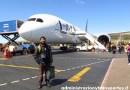 EV: Vuelo LAN Airlines, Santiago – Isla de Pascua (Boeing 787, CC-BBJ)
