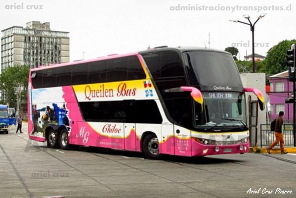 Carlos Ulloa – Queilen Bus Nº 97