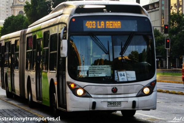 ¿Qué onda? ¿Qué sucederá con los buses articulados?