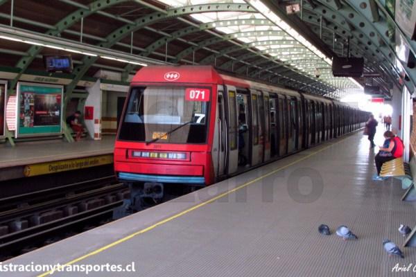 CU04 – Metro Carlos Valdovinos + Fotos en La Florida + Los Dominicos