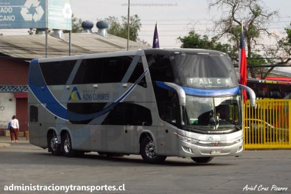 Archivo Fotográfico | Buses Altas Cumbres (Chile)