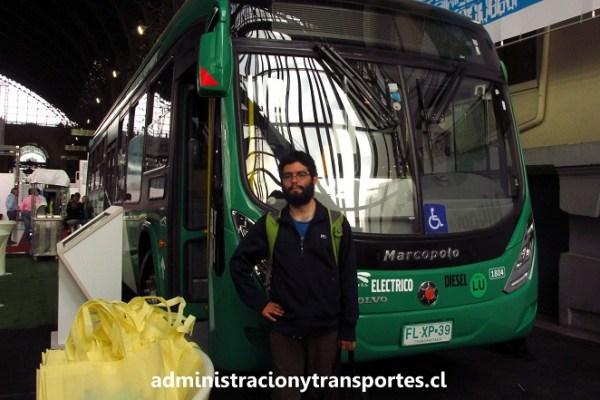 Las fotos y comentarios que me dejó TransUrbano 2016