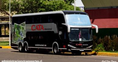 EV: Viaje en Cata Internacional 938, Mendoza a Santiago