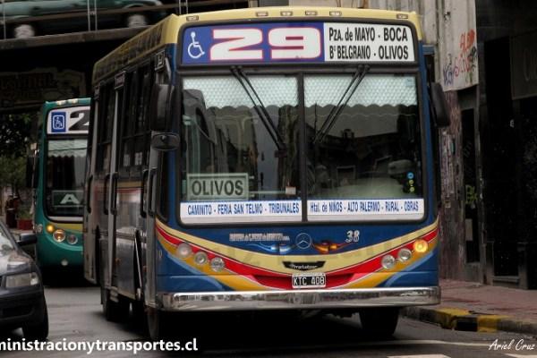 Mi experiencia con los colectivos de Buenos Aires