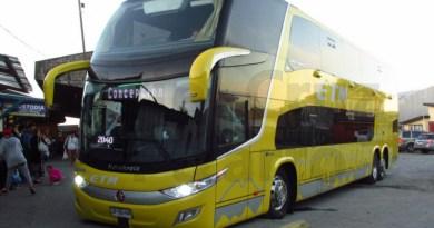 Viaje ETM 166 desde Castro a Ancud