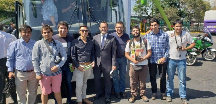 Influencers Tur Bus