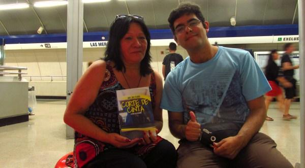 Entrevista Ingrid Cabrera, ex aseadora y asistente de Metro
