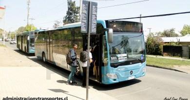 Cómo es el bus Mercedes Benz Citaro Transantiago (Prueba Técnica)