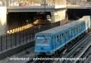 ¿Sabías que hay un tren mexicano en el Metro de Santiago? Es el Concarril NS88