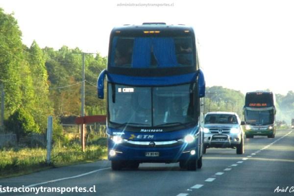 Archivo Fotográfico | Buses ETM (Chile)