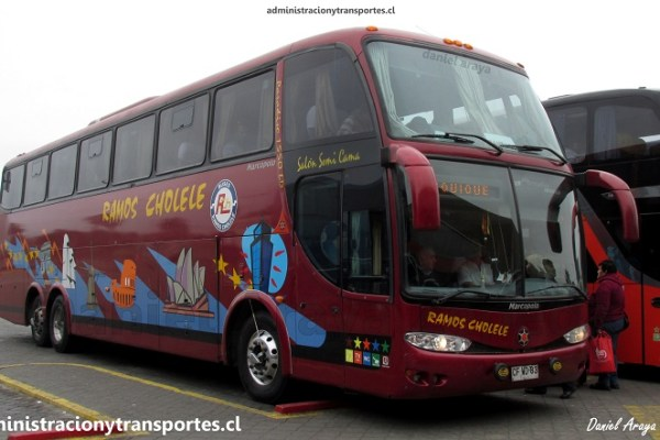 Daniel Araya – Viaje en Ramos Cholele