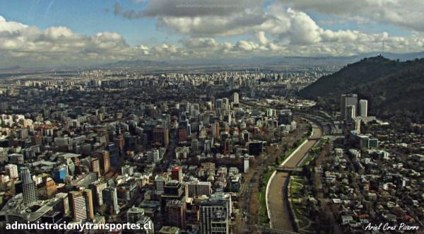 AV Santiago de Chile #5 – De visita en el mirador Sky Costanera