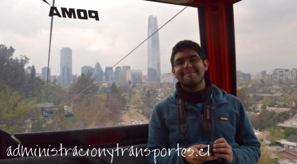 AV Santiago de Chile #3: Paseo por el teleférico de Santiago