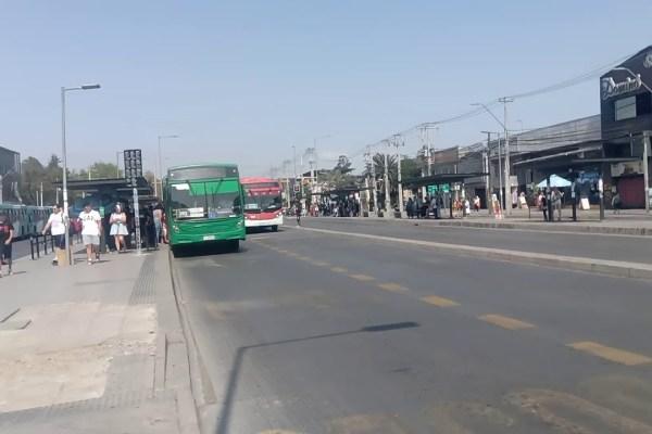 Recorrido I11 Santiago