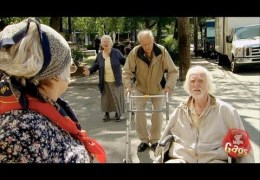 Epic Old Man – Traffic Jam Prank