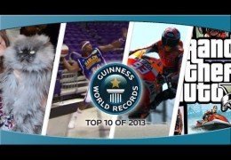 Guinness World Record's Top 10 of 2013