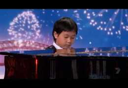 "Shuan Hern Lee ""Flight of the Bumblebee"" Child Piano Prodigy"