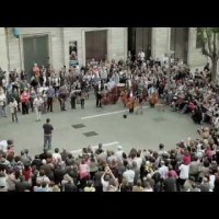 Flashmob Flash Mob - Ode an die Freude ( Ode to Joy ) Beethoven