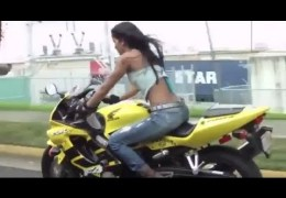 The BEST 12+1 Sexy Girls Riding Motorbikes