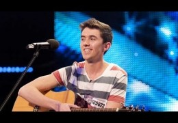 Ryan O'Shaughnessy – No Name – Britain's Got Talent 2012 audition – UK version