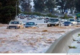 California Pacific Storm 2014 : Flooding, Evacuations & Disaster VIDEO