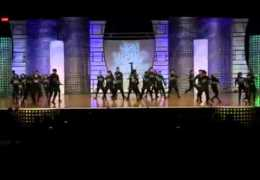 A Team Megacrew Finals Performance Hip Hop International 2014
