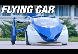Flying Car – AeroMobil 3.0 demonstration