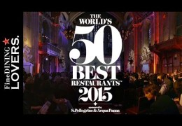 The 50 Best Restaurant 2015 Highlights