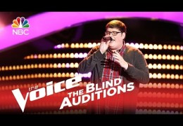 "The Voice 2015 Blind Audition – Jordan Smith: ""Chandelier"""
