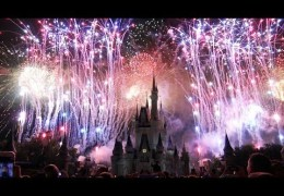 NEW 2017 4th of July Fireworks – Finale & Highlights – Magic Kingdom – Celebrate America (7/3/17)