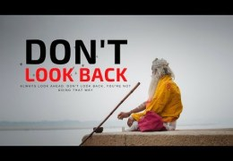 Law of Attraction – DON'T LOOK BACK (Psychology)