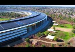 Apple Spaceship – Largest Office Building on Earth