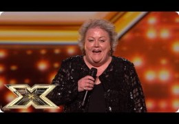 You're Our World, Jacqueline Faye | Auditions Week 1 | The X Factor UK 2018