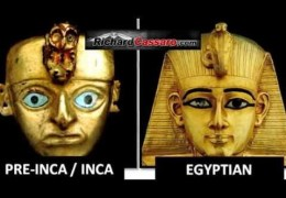 Egypt & Peru – Amazing Connections Linking Egypt and Peru, The Egyptians and Incas / Pre-Incas