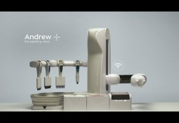 Andrew+, the novel Pipetting Robot